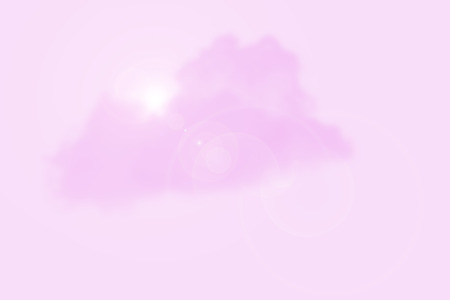 auras: Sky and Cloud with Lens Flare,Nature concept,Cloud Textured,Abstract blur
