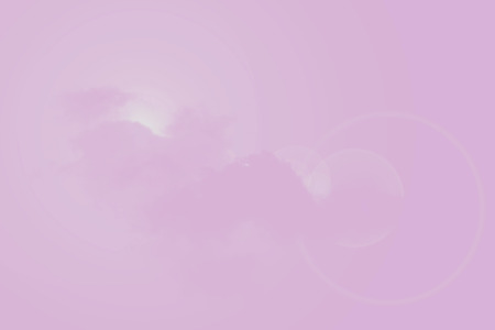 auras: Sky and Cloud with Lens Flare,Cloud Textured,Abstract blur Stock Photo