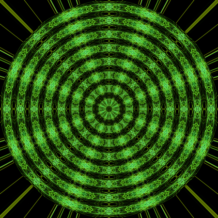 Night light line,seamless light pattern,abstract background Stock Photo