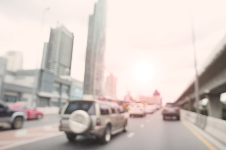 car speed: Urban traffic Blur Background,Abstract Blurred Image