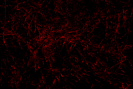 Abstract background with flame red Stock Photo