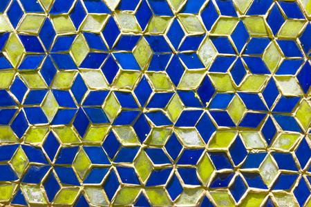 faience: Mosaic wall pattern,ceramic tiles