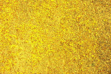Shiny gold wall texture,abstract background,golden pattern