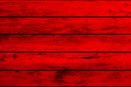 red wood background,plank or wall texture Фото со стока