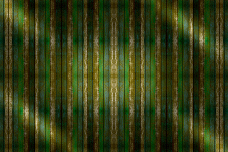 Yellow green wood background,plank or wall texture
