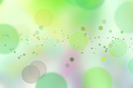 multi coloured bokeh background