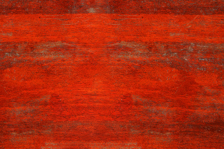 Red brown old wood textured background