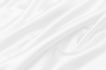 white satin fabric texture soft blur background