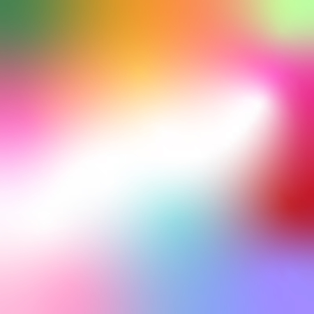 Abstract colorful gradient or multicolor toned background of holographic vector, ideas graphic design for web or banner Stock Photo