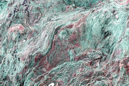 closeup colorful igneous rock background  Stock Photo
