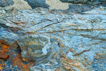 closeup colorful igneous rock background