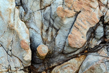 closeup brown igneous rock background