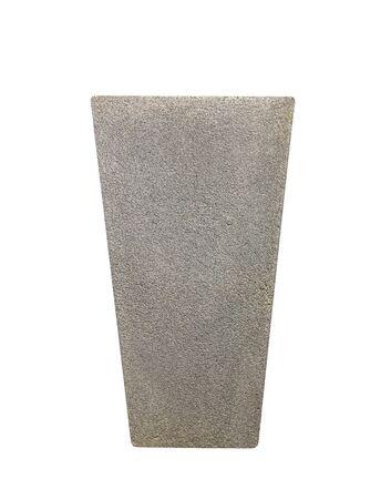 vase empty isolated on white background
