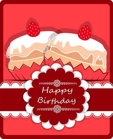 presentation card: Happy Birthday Card