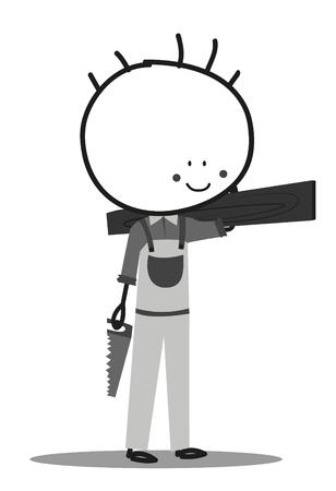 belt up: Doodle Carpenter