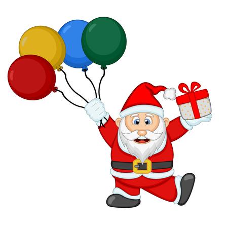 Santa Claus For Your Design