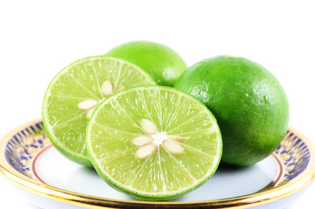 rutaceae: A lime from central of Thailand