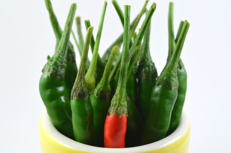 capsaicin: The chili from central of Thailand