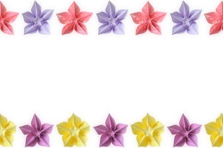 Origami carambola flower on white background stock photo picture origami carambola flower on white background stock photo 58412230 mightylinksfo