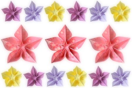 Origami carambola flower on white background stock photo picture origami carambola flower on white background stock photo 58412238 mightylinksfo