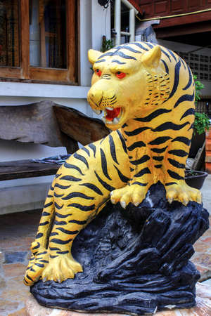 Statue of the Tiger