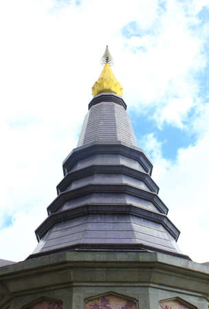Doi Inthanon of Chiang Mai in Thailand