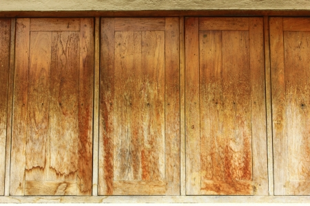 old wooden window background