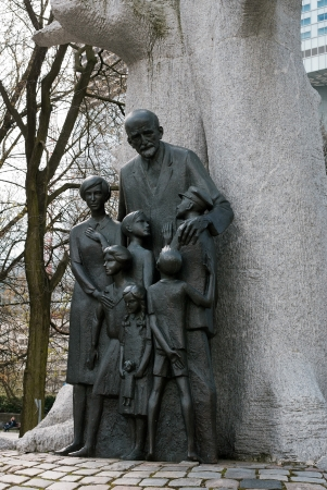treblinka: Traces of the Jewish Ghetto - Janusz Korczak Monument