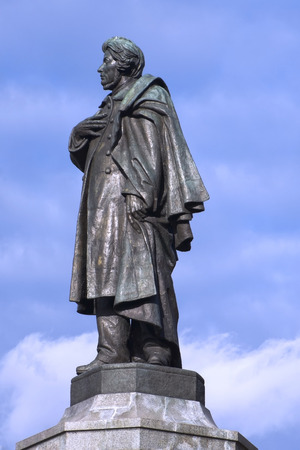 Monument of Adam Mickiewicz