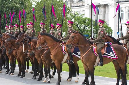 cavalryman: Caballo caballer�a desprendimiento