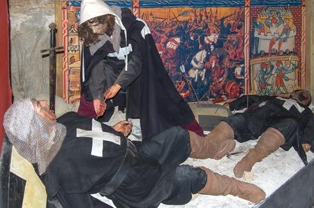 sacra: Knights Hospitallers Exhibition at the Sacra Infermeria, Valletta, Malta