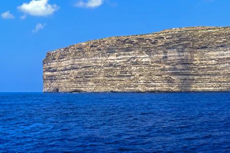mainland: Malta, Dingli Cliffs - breathtaking 250m-high cliffs on the south coast of the mainland island.