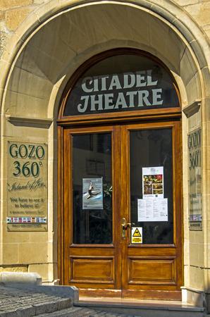 citadel: Gozo Citadel Theatre