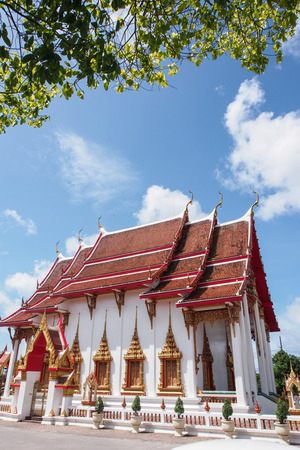 phuket: Temple in Phuket Thailand