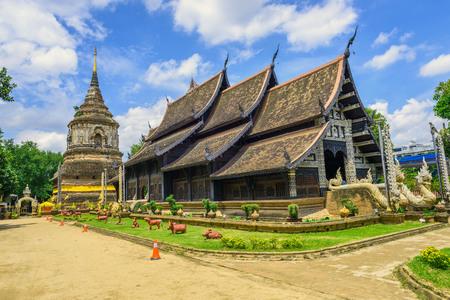 molee: Wat Lok molee Chiang Mai, Thailand