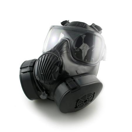 gasmask: Standard Issue M50 Gasmask  US Military Stock Photo