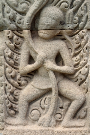 stone carving photo
