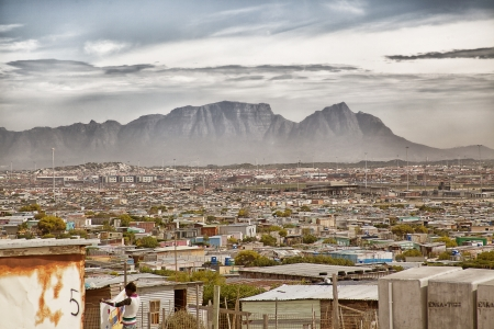 shanty: Table Mountain