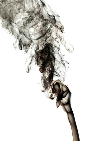 abstract smoke: Abstract smoke. Stock Photo