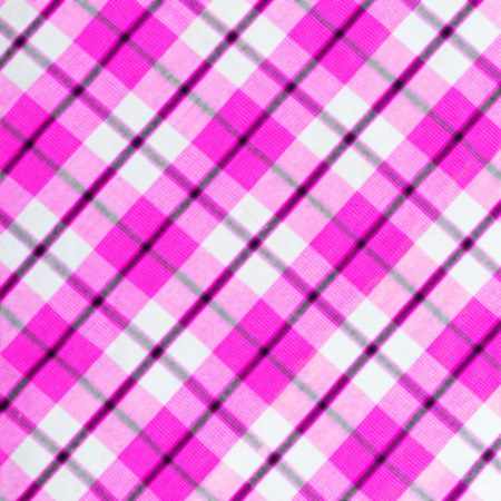 checkered tablecloth: Abstract blur of empty checkered tablecloth. Stock Photo