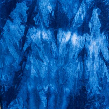 The fabric is indigo dye,Local fabric.
