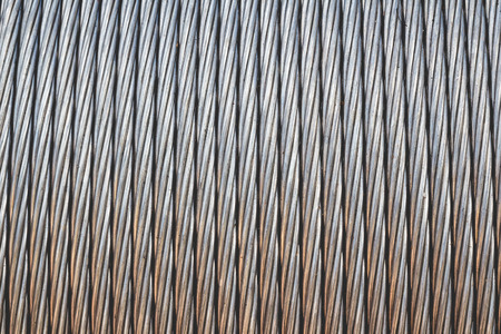 steel cable: steel cable as background,steel cable texture