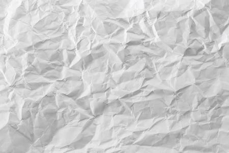 白はしわ紙背景テクスチャです。