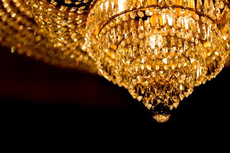 electrolier: Beautiful chandelier light