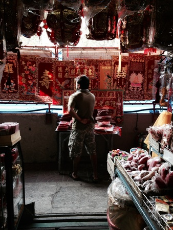 favorable: Chinatown in Thailand.