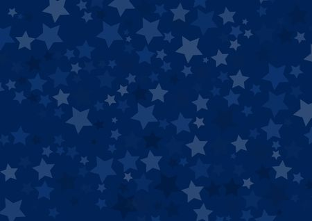 Stars background ideal for kids room