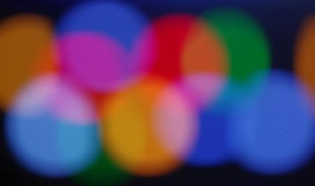 Abstract colorful bokeh Stock Photo - 9153467