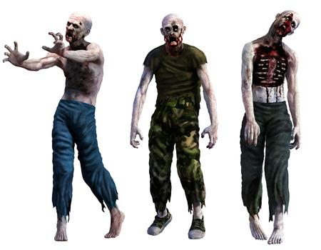 Zombies Фото со стока - 64431706