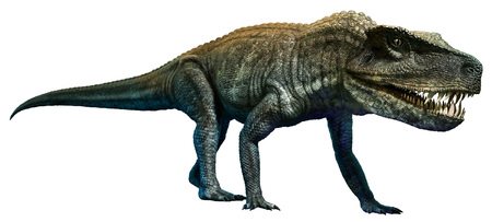Postosuchus Stock Photo