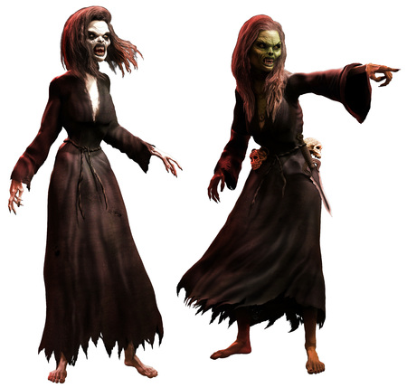 hag: Witches